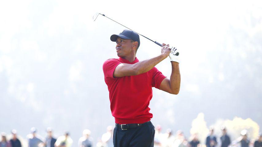 Tiger Woods 2020 in Kalifornien