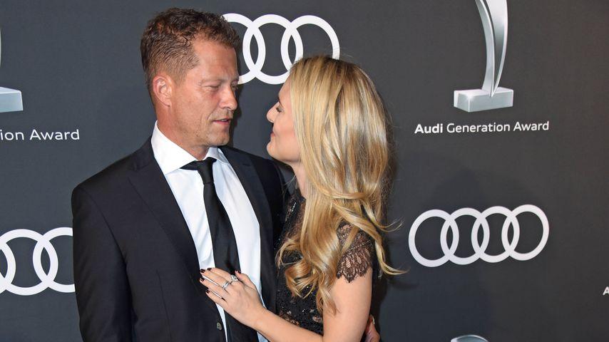 Til Schweiger und seine Freundin Francesca Dutton beim Audi Generation Award 2018
