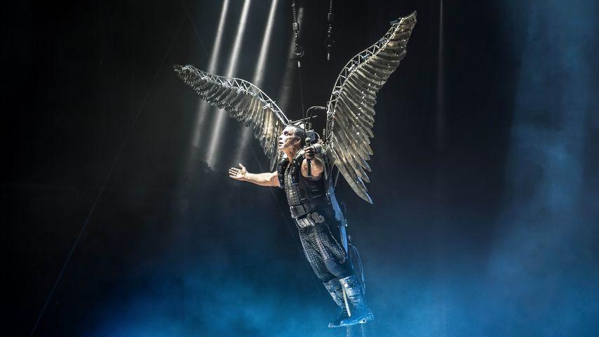 In 14 Ländern Platz 1! Neues Rammstein-Album erobert Charts