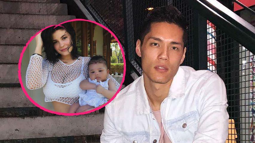 Nach Papa-Gerüchten: Jetzt reagiert Kylies Bodyguard selbst!