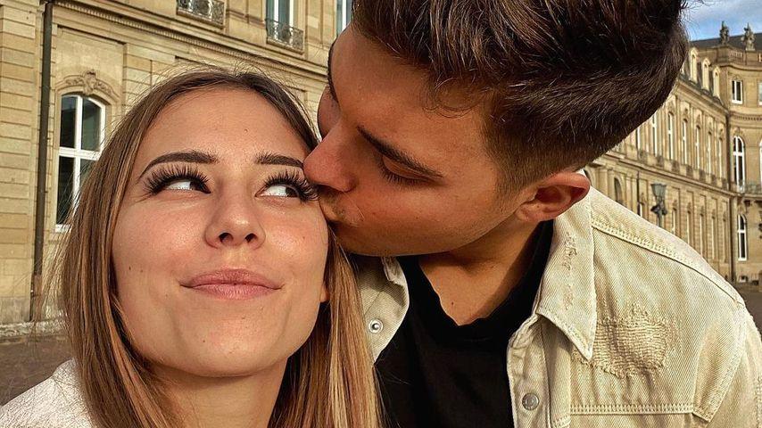 """Ausgeplaudert: """"Love Island""""-Melina und Tim fest zusammen"""
