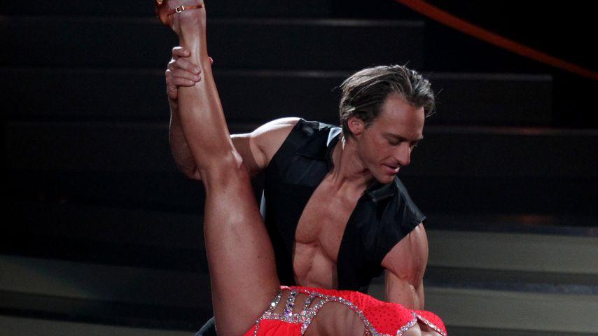 """Tim Lobinger und Isabel Edvardsson 2011 bei """"Let's Dance"""""""