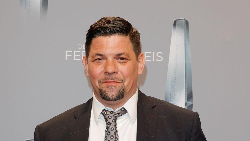 Tim Mälzer beim Deutschen Fernsehpreis 2018