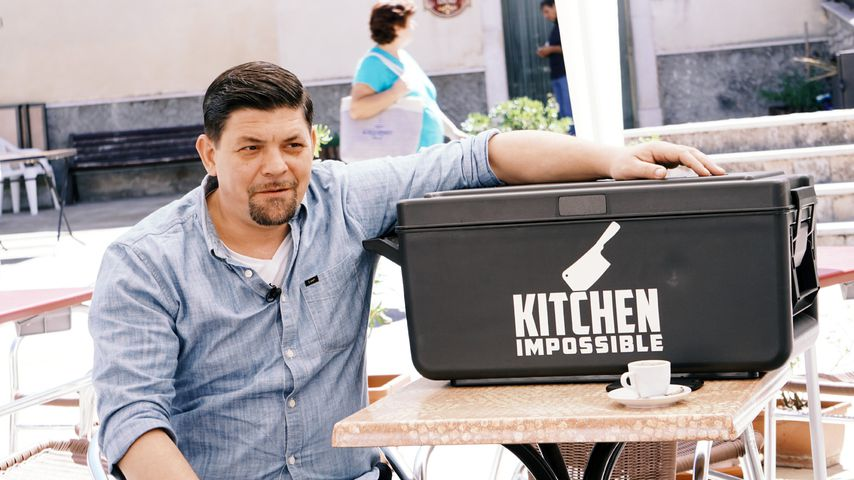 "Tim Mälzer in Italien bei ""Kitchen Impossible"""