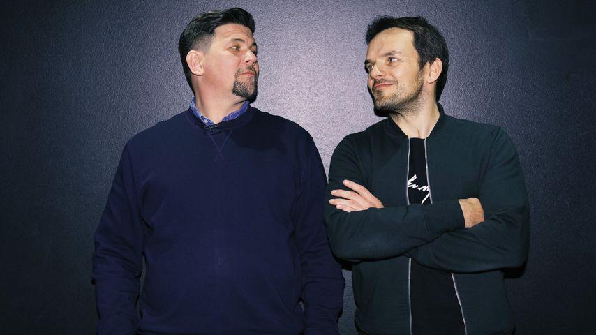"""Tim Mälzer und Steffen Henssler bei """"Kitchen Impossible"""""""