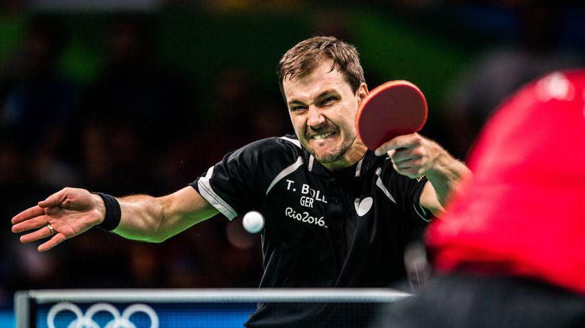 Achtelfinal-Aus: Fahnenträger Timo Boll enttäuscht in Rio!