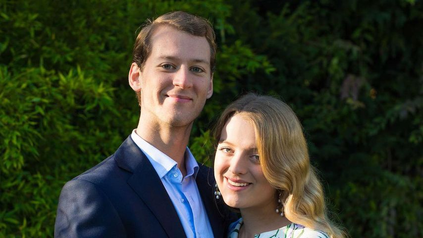Timothy Vesterberg und Flora Ogilvy
