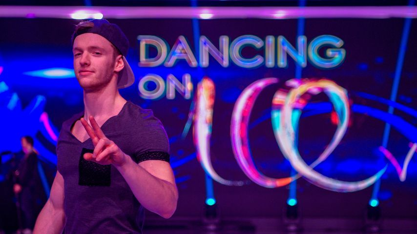 """Timur Bartels bei """"Dancing on Ice"""""""