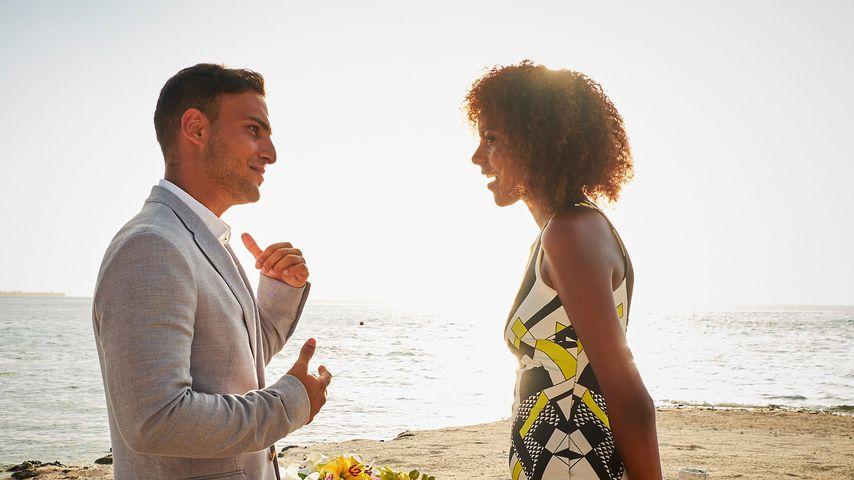 "Timur trotz Freundin bei ""Adam sucht Eva""? So reagiert Bea!"