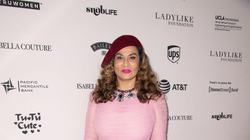 Tina Knowles bei einer Veranstaltung in Beverly Hills, Juni 2018