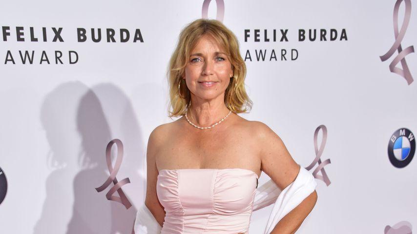 Tina Ruland beim Felix Burda Award 2017