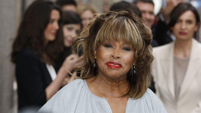 Tina Turner in Mailand