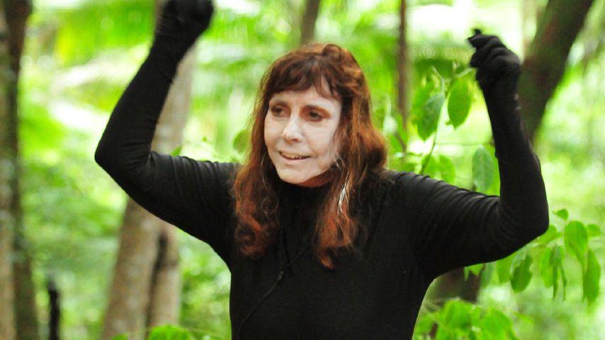 Tina York an Tag 14 des Dschungelcamps