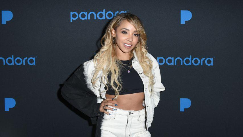 Tinashe, Sängerin