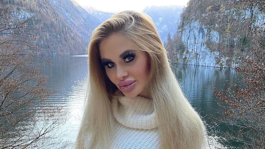Tivvanni Barbie im November 2020 am Königssee
