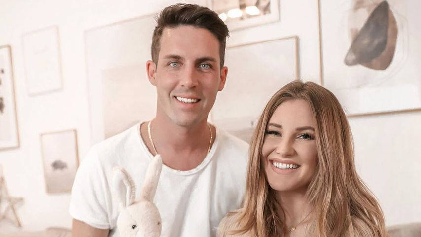 Tobias und Maren Wolf im März 2020