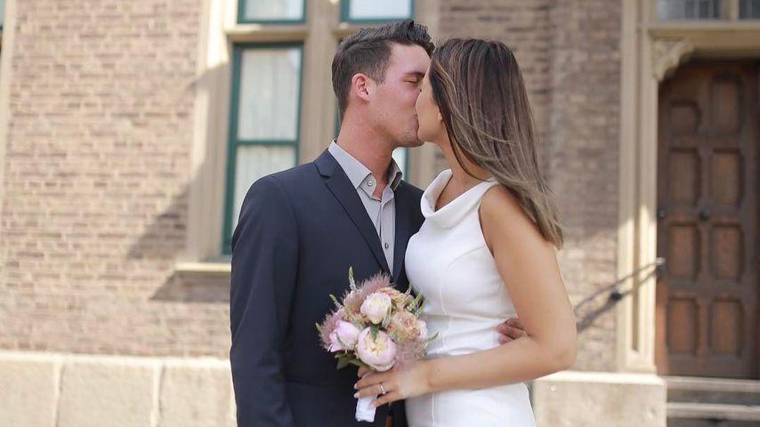 Just married! YouTube-Paar Maren & Tobi sind verheiratet!