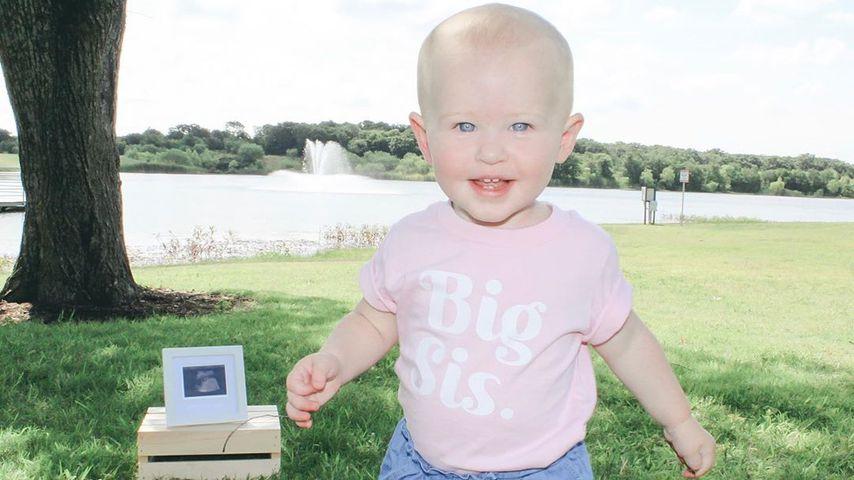 Olivia Nicole, Tochter von Danielle Dodd und Bobby Dodd, Juni 2020