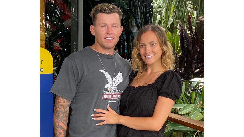 Todd Carney und Susie Bradley, 2021