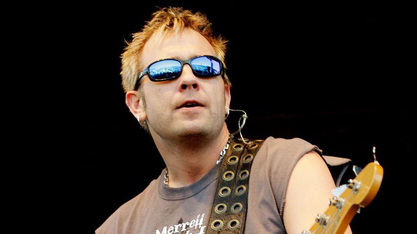 Todd Harrell, 3 Doors Down-Bassist