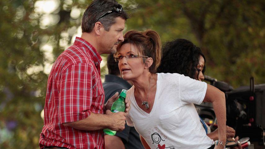 Todd und Sarah Palin im August 2011