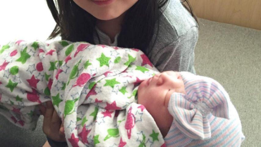Nach Fehlgeburts-Drama: Lisa Ling ist wieder Mutter geworden