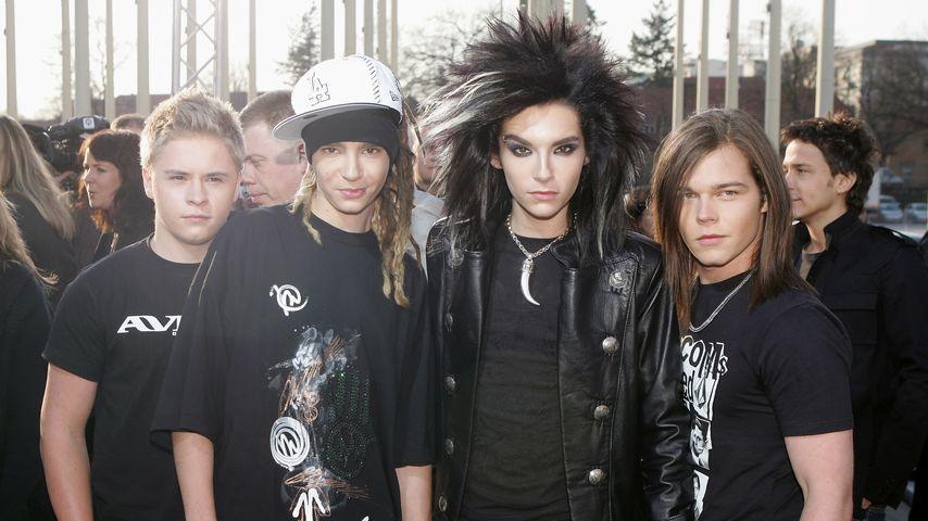 Tokio Hotel im März 2007 in Berlin