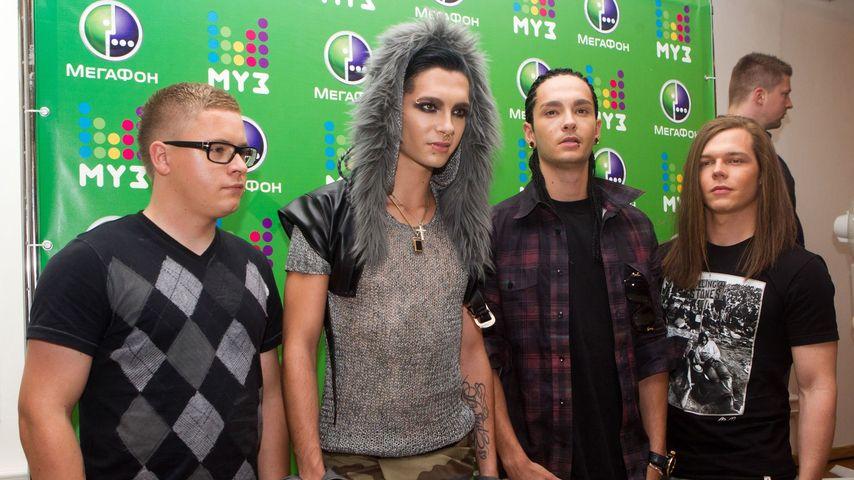 """""""Tokio Hotel""""-Comeback: Jungs sind schon im Studio"""