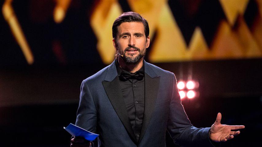 Tom Beck beim Bayerischen Fernsehpreis in München