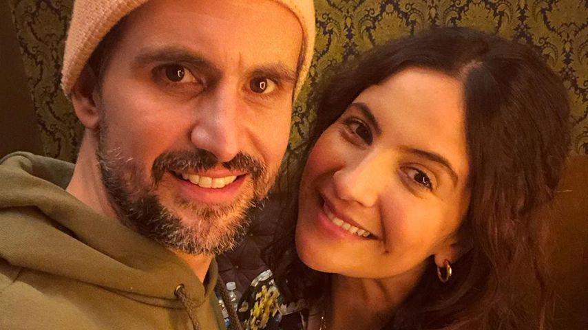 """""""Bester Ehemann der Welt"""": Chryssanthi schwärmt von Tom Beck"""