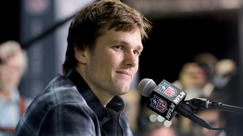 Tom Brady, Quarterback bei den New England Patriots