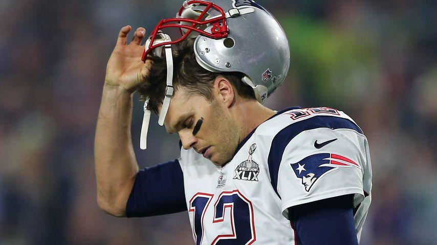Zum Sieg gemogelt? Football-Star Tom Brady von NFL gesperrt