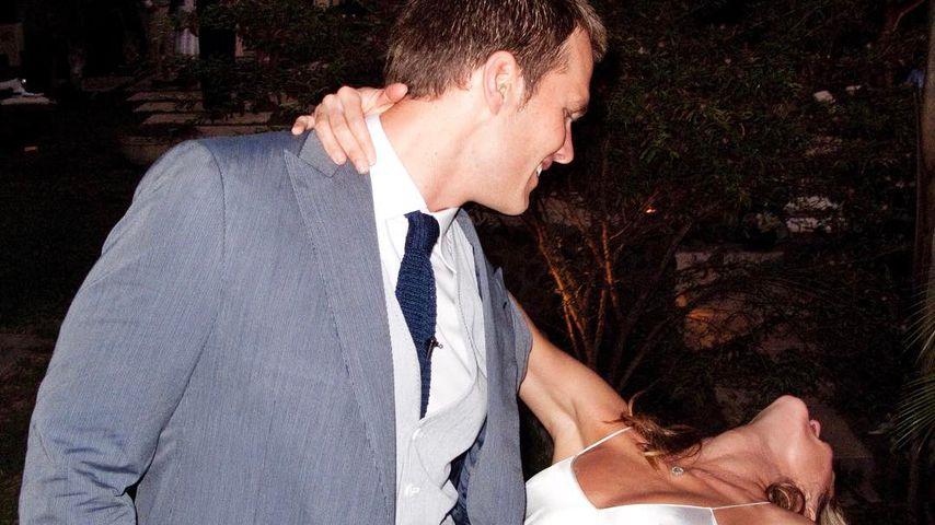 Tom Brady, Profi-Football-Spieler, und Gisele Bündchen, internationales Topmodel