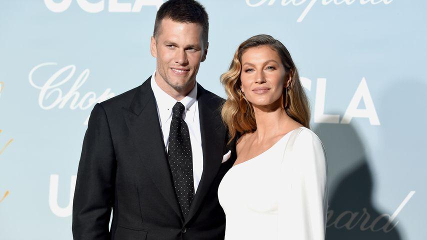 Tom Brady und Gisele Bündchen in Los Angeles