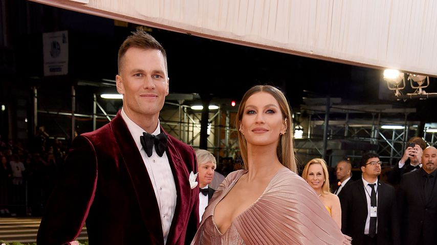 Tom Brady und Gisele Bündchen im Mai 2019 in New York City