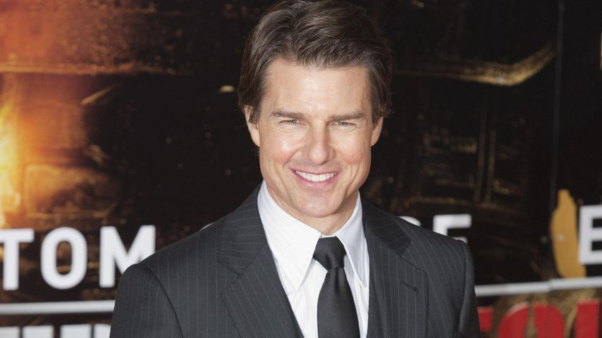 "Tom Cruise bei der Weltpremiere von ""Edge of Tomorrow"" in London"