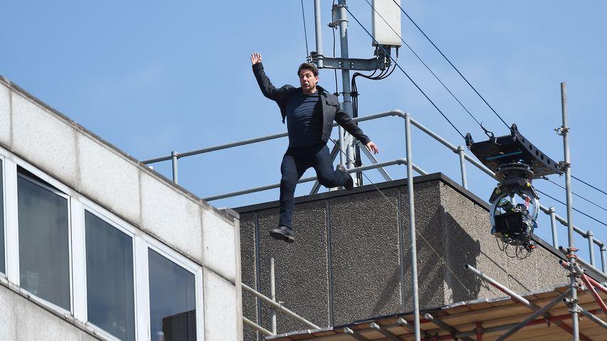 """Tom Cruise am Set von """"Mission Impossible 6"""""""