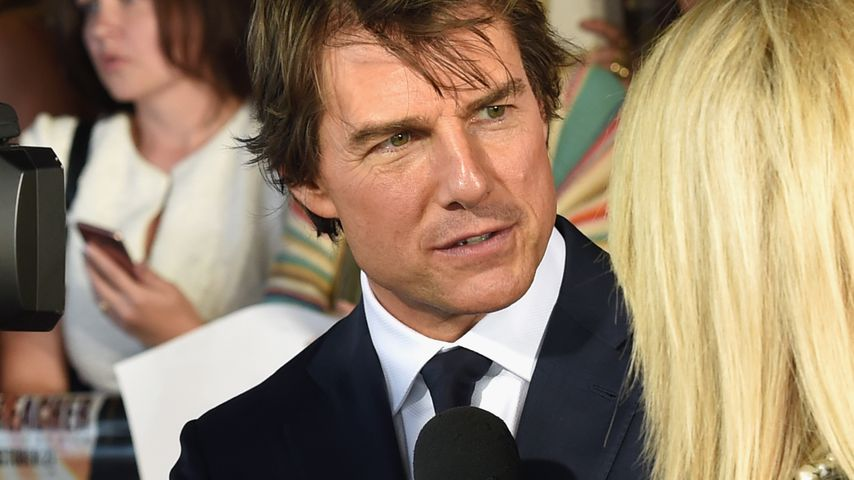Tom Cruise in Tennessee
