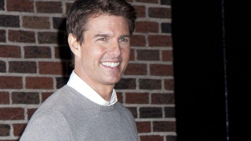 Neue Frau: Schwebt Tom Cruise wieder auf Wolke 7?