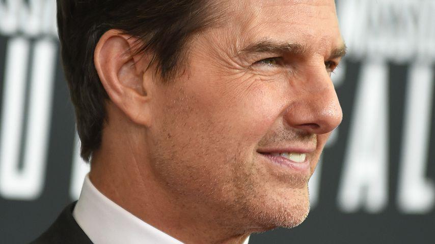 "Tom Cruise bei der Premiere von ""Mission: Impossible - Fallout"""