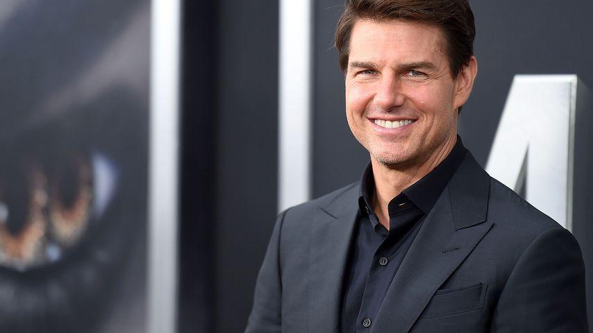 Richtig unheimlich! Tom Cruise (54) altert einfach nicht!