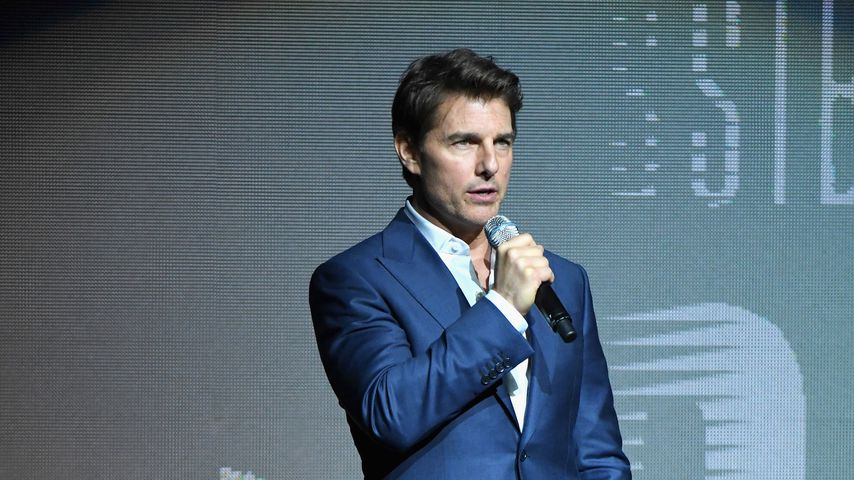 Tom Cruise im April 2018