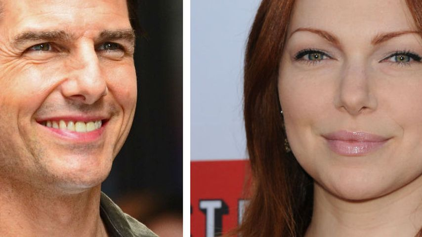 Tom Cruise & Laura Prepon: Neues Hollywood-Paar?