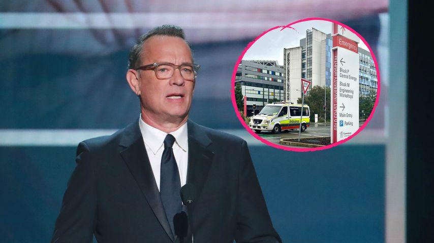 Nach Corona-Diagnose: Hier ist Tom Hanks in Quarantäne!