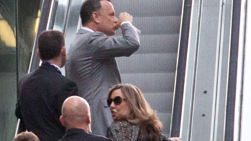 Tom Hanks möchte gern ein kühles Bierchen