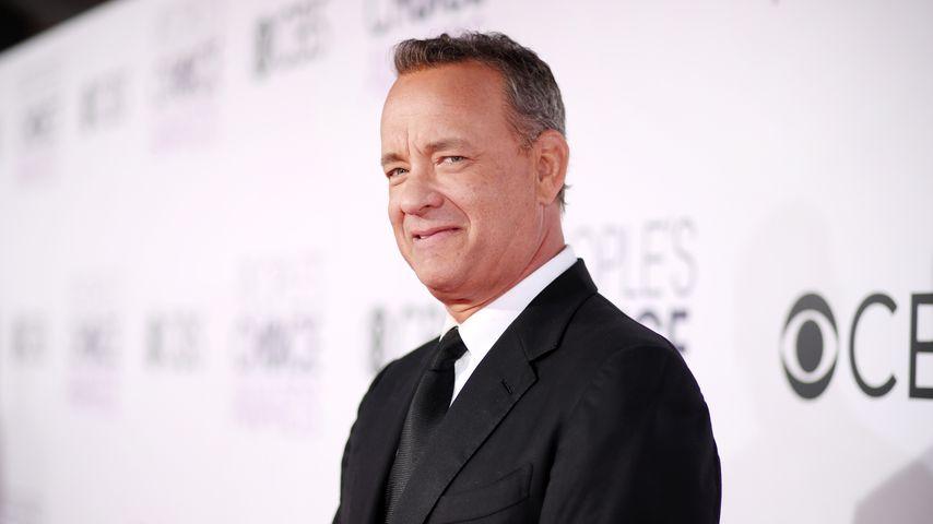 Tom Hanks im Januar 2017