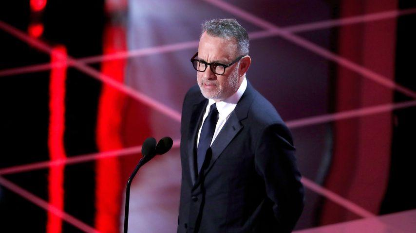 Nach Sturz an Tom Hanks' Film-Set: Der Tontechniker ist tot!
