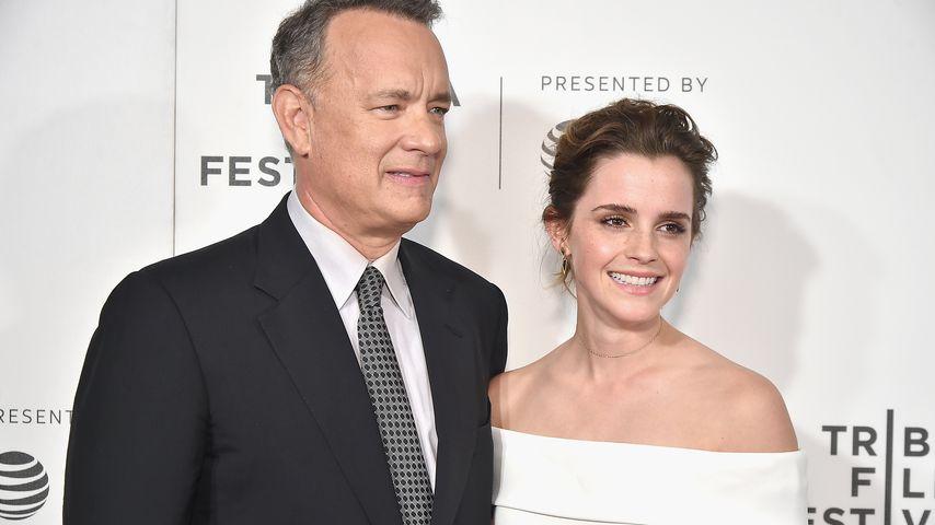 """Tom Hanks und Emma Watson bei der Premiere von """"The Circle"""""""