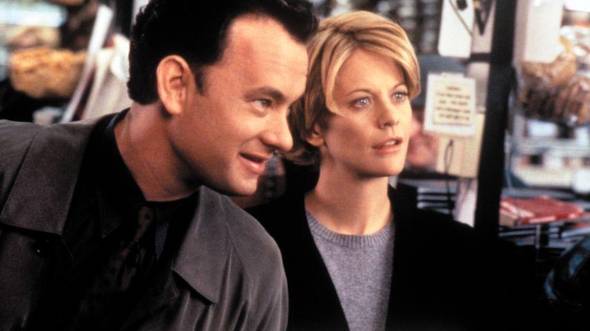 """Tom Hanks und Meg Ryan in einer Szene aus dem Film """"E-Mail für Dich"""""""