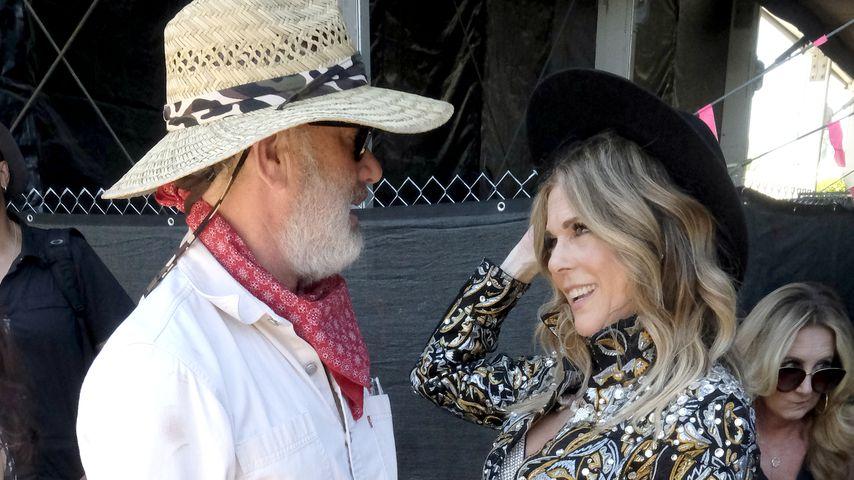 Tom Hanks und Rita Wilson beim Stagecoach Festival 2019